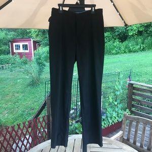 Izod Boys 14 Regular Black Trousers